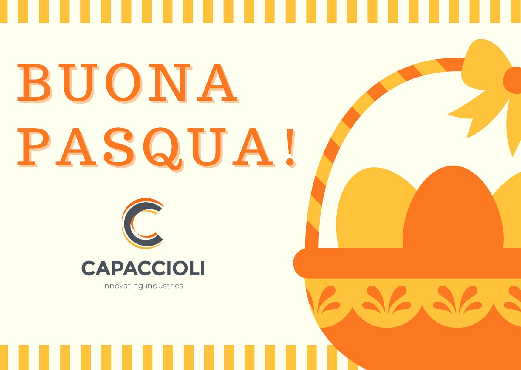 Buona Pasqua Capaccioli